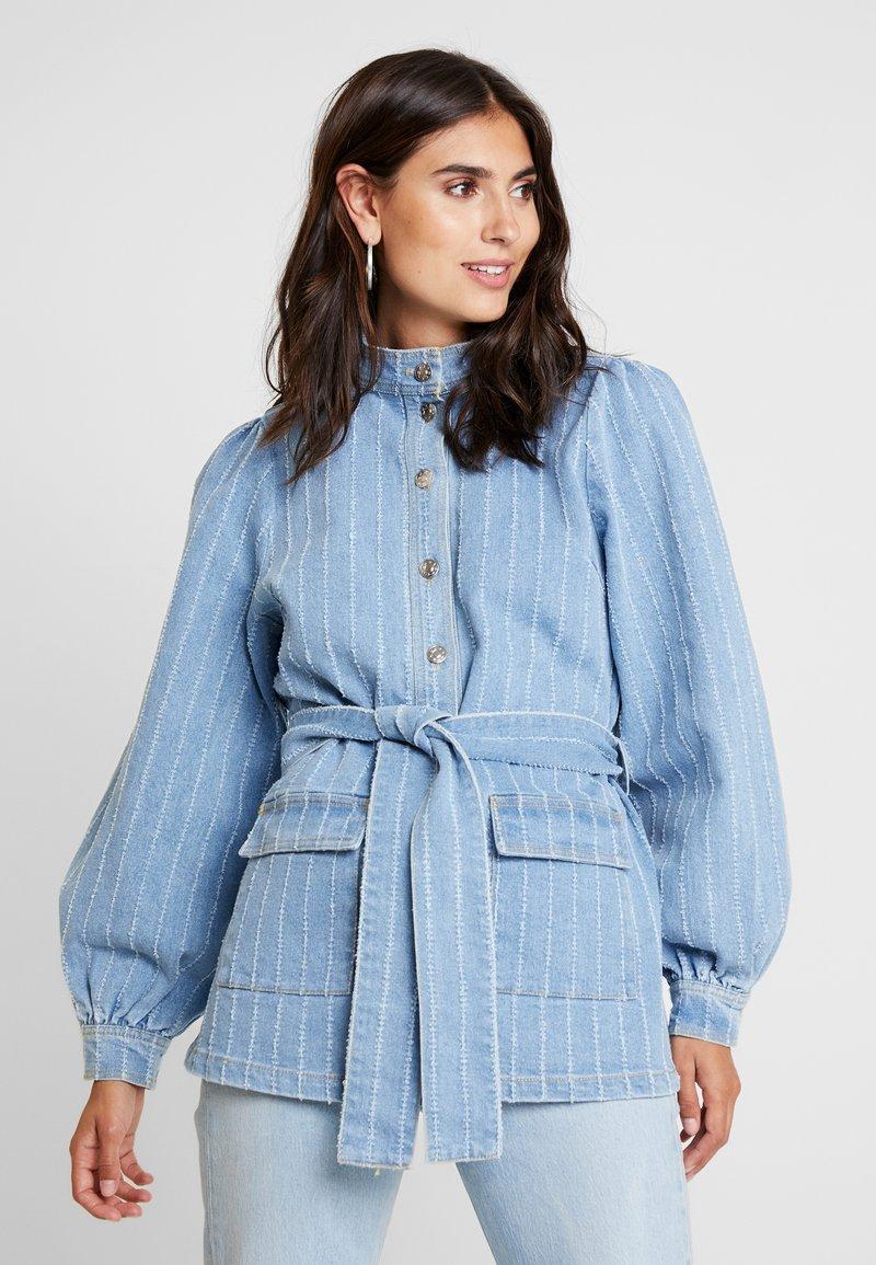 Stella Nova - NOLIA - Denim jacket - denim blue