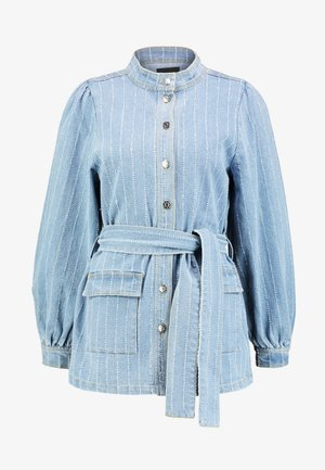 NOLIA - Veste en jean - denim blue