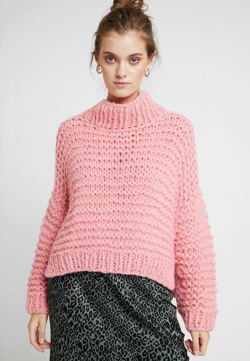Stella Nova - KIRA - Trui - amazing pink