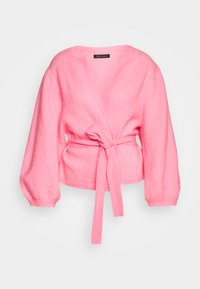 Stella Nova - HOLLY - Cardigan - neon pink - 3