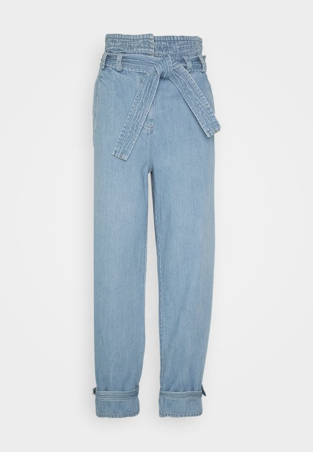 RAIN - Relaxed fit jeans - washed denim