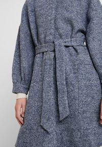 Stella Nova - THEA - Zimní kabát - greyish blue - 5