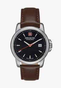 Swiss Military Hanowa - SWISS RECRUIT II - Montre - brown/silver-coloured/black - 1