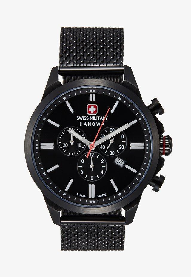 CLASSIC - Zegarek chronograficzny - black