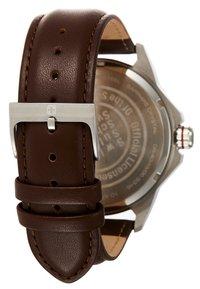 Swiss Military Hanowa - DAY DATE CLASSIC - Horloge - brown/black - 1