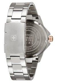 Swiss Military Hanowa - DAY DATE CLASSIC - Watch - silver-coloured - 1