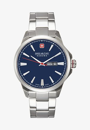 DAY DATE CLASSIC - Orologio - dark blue/silver-coloured