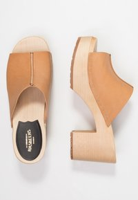 Swedish hasbeens - ANN - Clogs - nature - 3