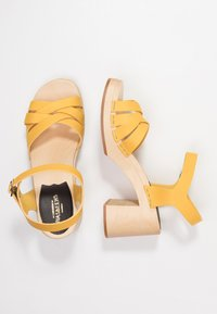 Swedish hasbeens - ELSIE - Tresko - yellow - 3