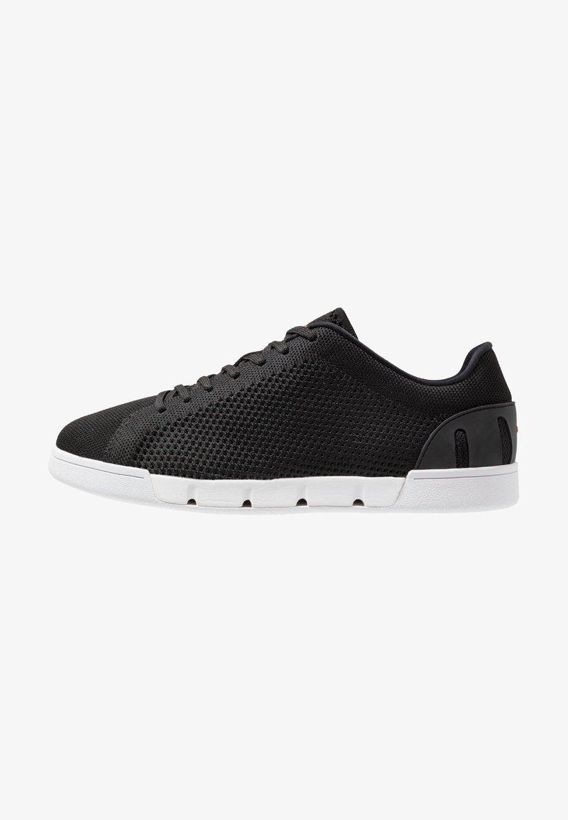 Swims - BREEZE TENNIS - Sneaker low - black/white