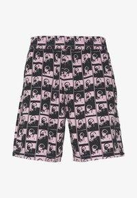 Sweet SKTBS - UNISEX SWEET LOOSE SURFER  - Shorts - light pink - 0