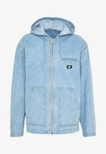 WORKER JACKET UNISEX - Giacca di jeans - light sweet wash
