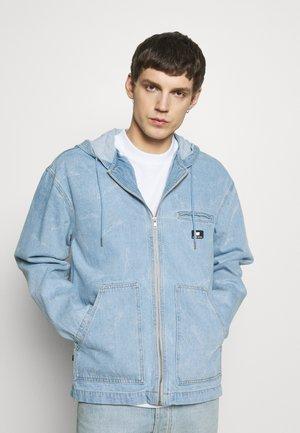 WORKER JACKET UNISEX - Denim jacket - light sweet wash