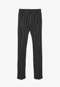 Sweet SKTBS - UNISEX SWEET 80S CHINOS - Trousers - black/white - 0