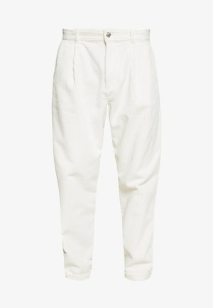 SWEET 80S UNISEX - Kalhoty - white