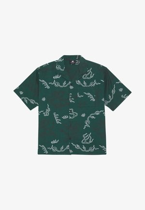 SWEET BIG - Shirt - dragon/green