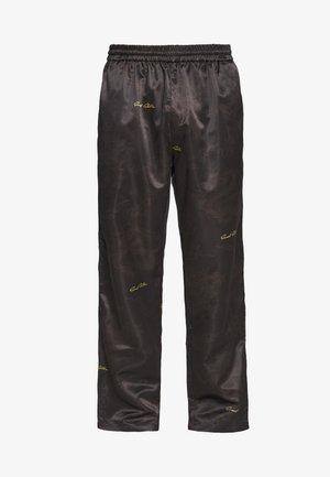 UNISEX SWEET LOOSE SURFER PANTS - Kalhoty - black