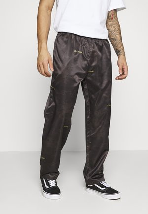 SWEET LOOSE SURFER PANTS - Trousers - black