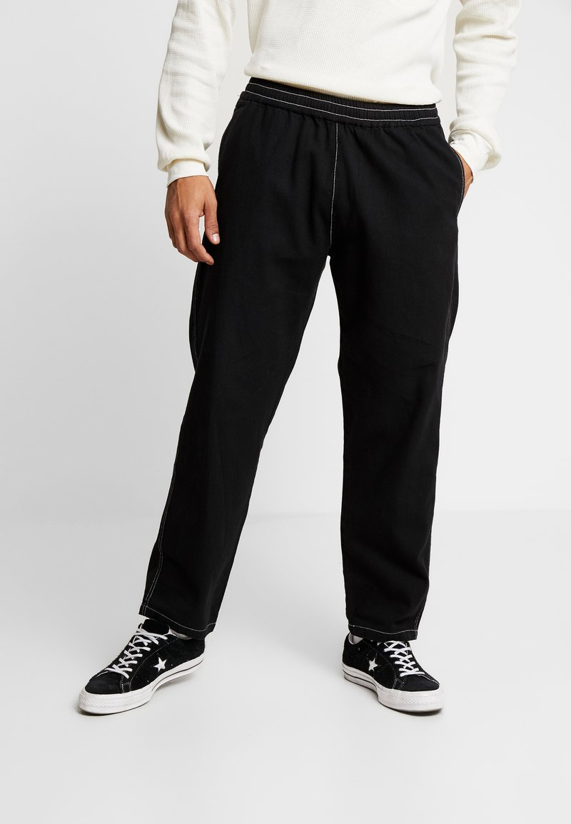 Sweet SKTBS - PANTS SWEET SURFER - Trousers - black