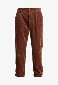 Sweet SKTBS - SWEET 80'S - Trousers - brown - 3