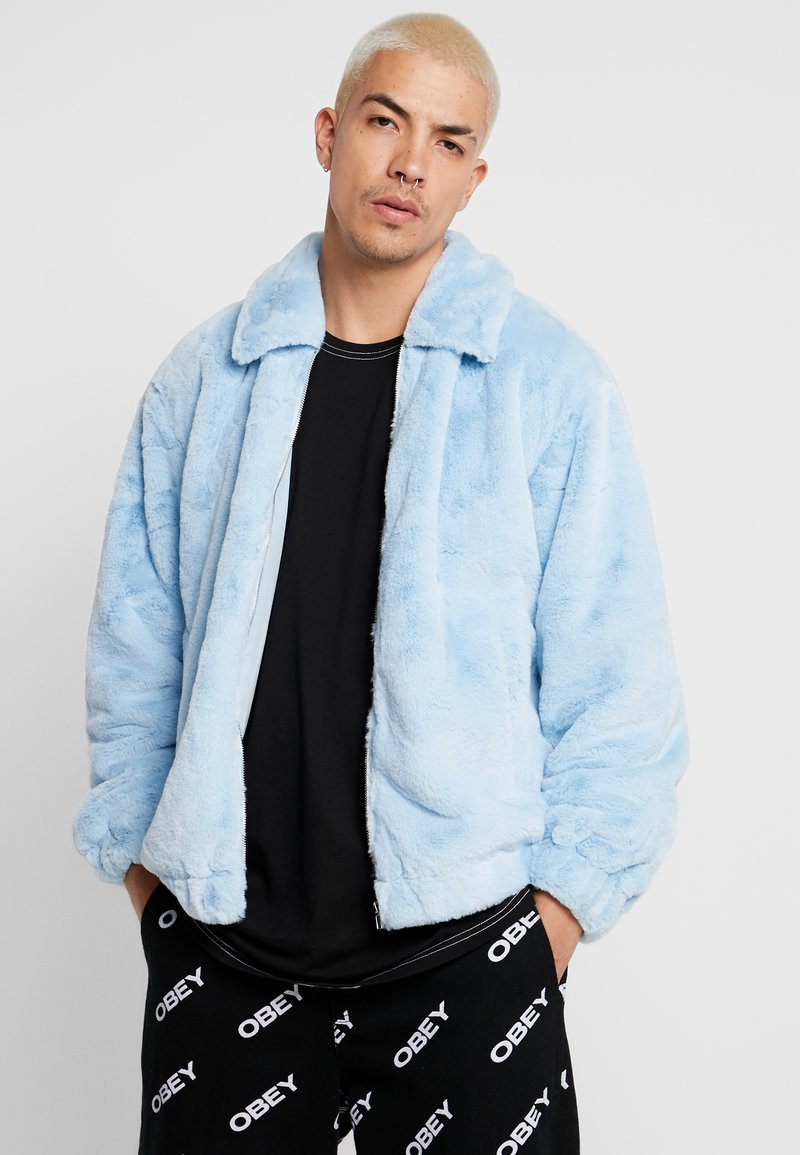 Sweet SKTBS - JACKET SWEET - Summer jacket - blue