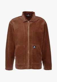 Sweet SKTBS - SWEET WORKER - Summer jacket - brown - 5