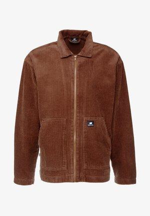 SWEET WORKER - Summer jacket - brown