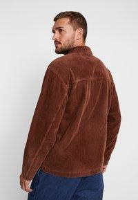 Sweet SKTBS - SWEET WORKER - Summer jacket - brown - 2