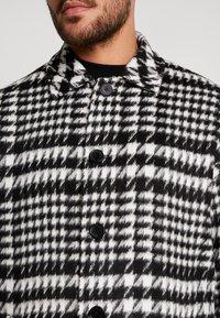 Sweet SKTBS - COAT SWEET WINTER - Classic coat - black/grey - 3