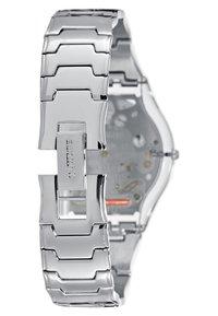 Swatch - CLIMBER FLOWERY - Hodinky - grey - 2