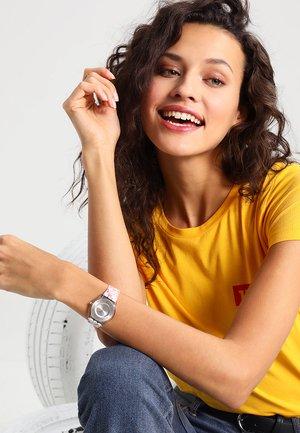 JARDIN FLEURI - Horloge - white