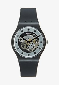 Swatch - SILVER GLAM - Reloj - black - 1