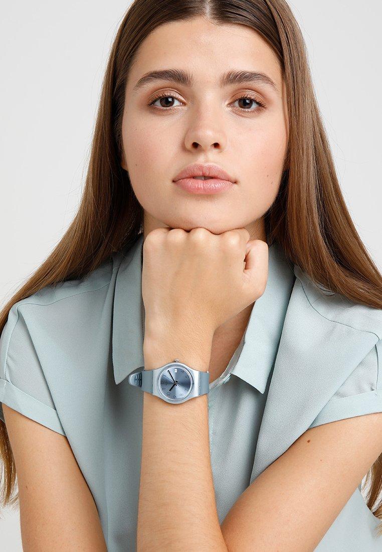 Swatch - AZULBAYA - Watch - grey