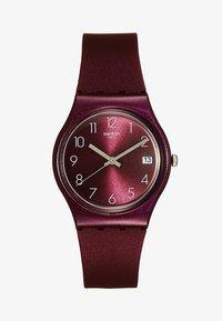 Swatch - REDBAYA - Watch - bordeaux - 1