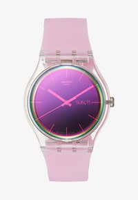 Swatch - POLAROSE - Watch - pink - 1