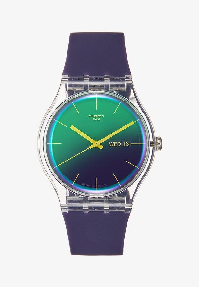 POLAPURPLE - Uhr - lilac