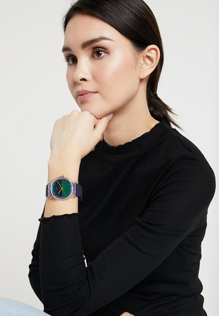 Swatch - POLAPURPLE - Uhr - lilac
