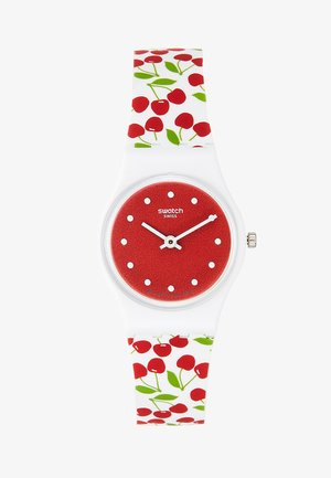 CERISE MOI - Montre - white/red