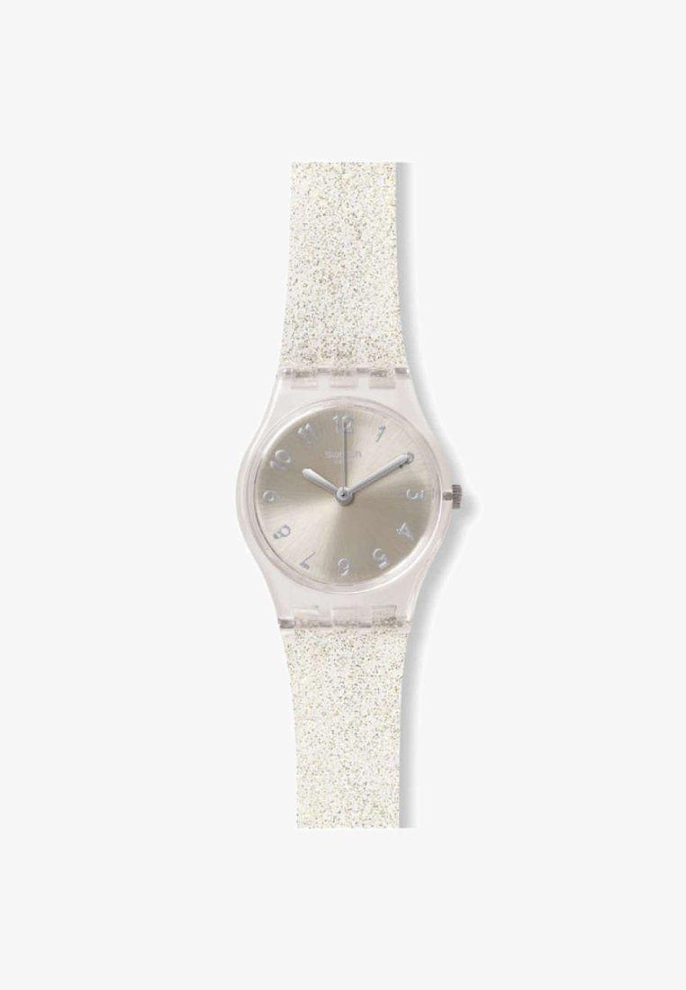 Swatch - GLISTAR TOO - Watch - transparent