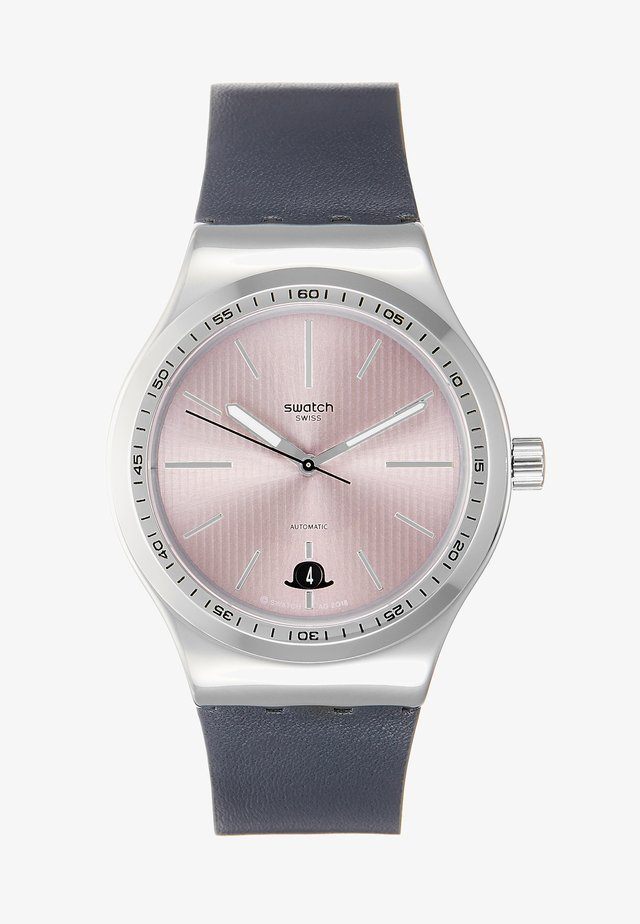 JERMYN - Watch - grau/rosa