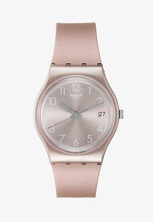 Reloj - rosa