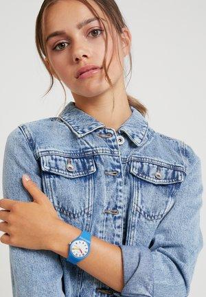 SOBLEU - Watch - blau
