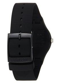 Swatch - ELEMENTARY - Rannekello - schwarz - 2