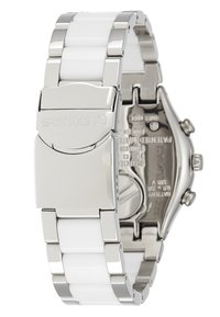 Swatch - SNOW DREAM - Chronograph watch - silver-coloured/white - 2