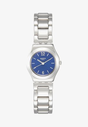 LITTLESTEEL - Orologio - silver-coloured/blue