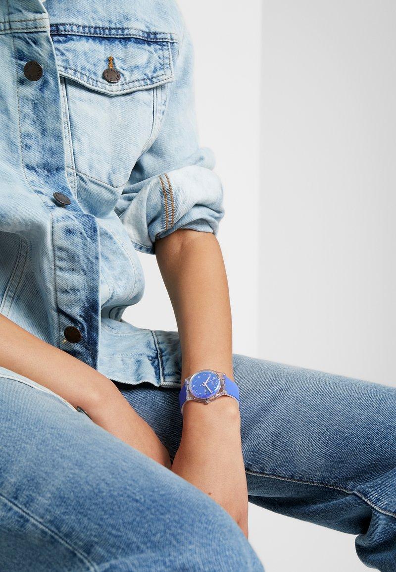 Swatch - Zegarek - blau