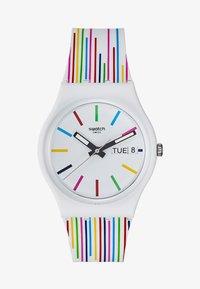 Swatch - SAMBA - Watch - weiss/bunt - 1