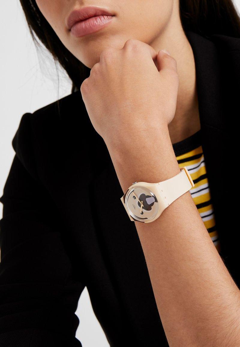 Swatch - CARLITO - Uhr - beige