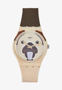 Swatch - CARLITO - Uhr - beige - 1