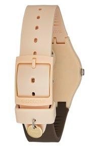 Swatch - CARLITO - Uhr - beige - 2